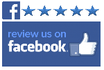Review us on Facebook image and link